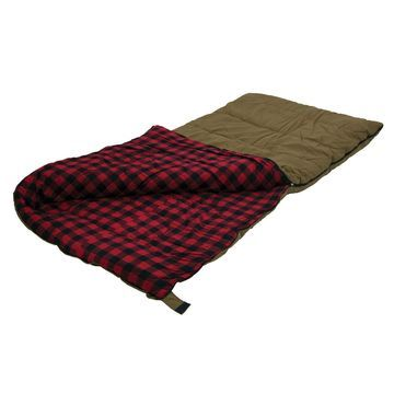 Stansport Grizzly Canvas Rectangular Sleeping Bag