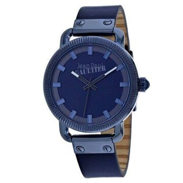 Jean Paul Gaultier Mens Index Stainless Steel Watch 8504408