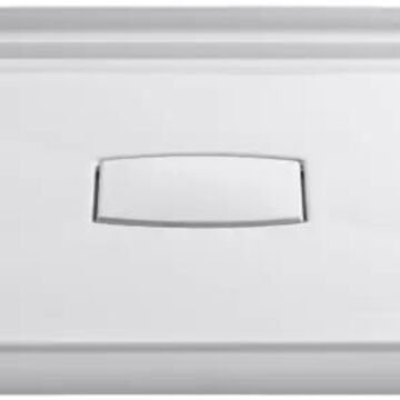 KOHLER Archer White 36-in W x 60-in L with Center Drain Acrylic Shower Base   9479-0