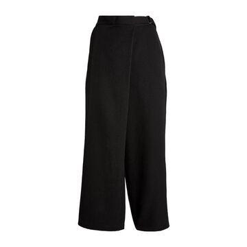 Yohji Yamamoto Front Tuck Trousers