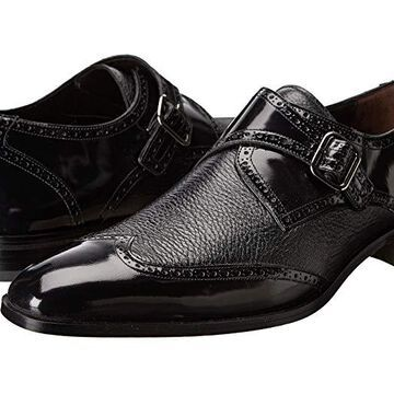 Mezlan Senator (Black) Men's Shoes