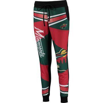 Minnesota Wild Concepts Sport Women's Fanbase Jogger Pants - Black