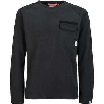 Mammut Men's Innominata Light ML Crew Neck Sweater - Large - Black