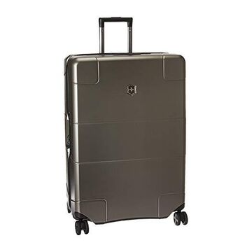 Victorinox Lexicon Hardside Large Travel Case (Titanium) Luggage