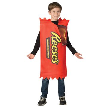 Rasta Imposta Reese's Cup Child Costume-7-10