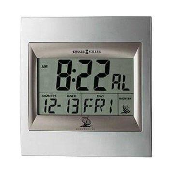 Howard Miller Techtime II Acc Wall Clock