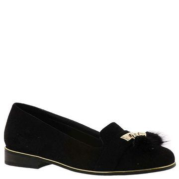 Beacon Womens Trish Leather Closed Toe Loafers