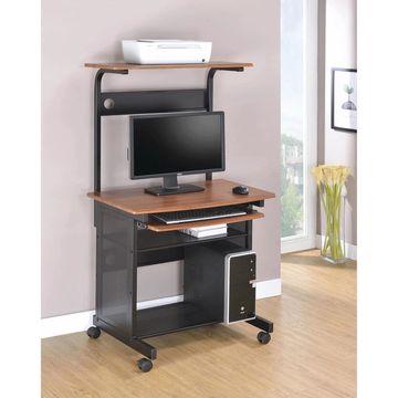 Coaster Company Honey Computer Desk