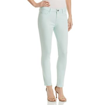 Paige Womens Colored Cropped Jeans