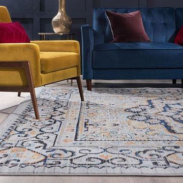 Bliss Rugs Holden Transitional Indoor Area Rug