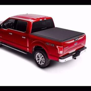 Truxedo 1431101 Black Truxedo Pro X15 Tonneau Cover for Ford 2019 Ranger 6 in.