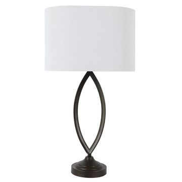 Decor Therapy Sculpted Table Lamp