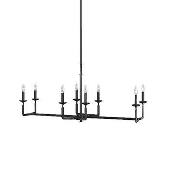 Ansley Linear Suspension by Feiss