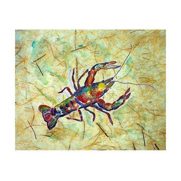 Betsy Drake Crayfish 30 Inch By 50 Inch Comfort Floor Mat