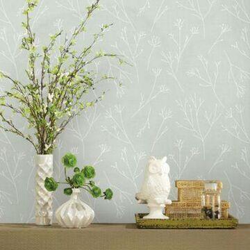 RoomMates Peel & Stick Lucky Bamboo Wallpaper in Beige/Green