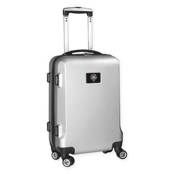 University of New Mexico 20-Inch Hardside Carry On Spinner in Silver