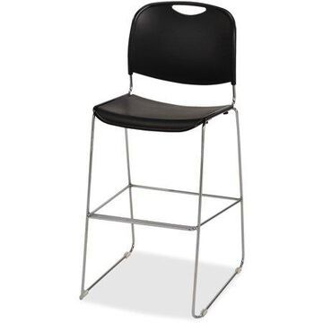 Lorell Bistro Stack Chair