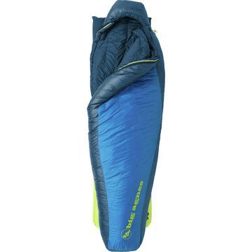 Big Agnes Wiley SL Sleeping Bag: 30F Down
