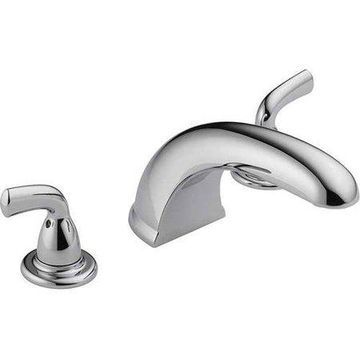 Delta Foundations Tub Filler, Available in Various Colors