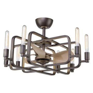 Artcraft Lighting AC11080 Marlborough 3 Blade Indoor Ceiling Fan