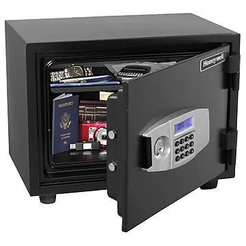 Honeywell 1.07 cu. Ft. Water Resistant 1 Hr. Fire & Theft Safe (2114)