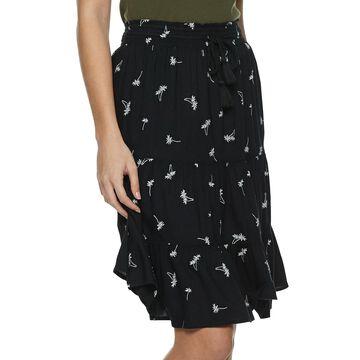 Women's SONOMA Goods for Life Tiered Skirt