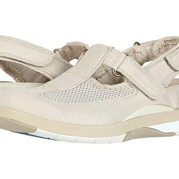 Drew Odyssey (Cream Microsuede/Mesh) Women's Shoes