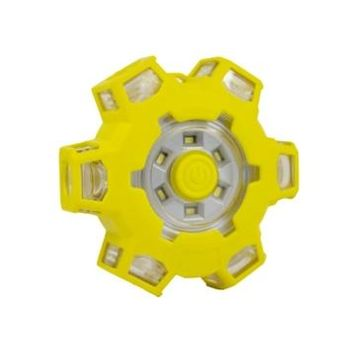 Michelin High Visibility Led Road Flare Emergency Light with 3 Aa Battery