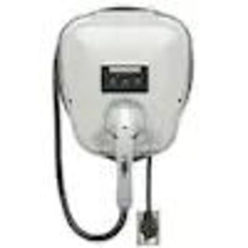 Siemens Level 2 30-Amp Wall Mounted Single Electric Car Charger with RFID