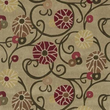 Loloi Rugs Grant Collection Beige and Multi, 2'x3'