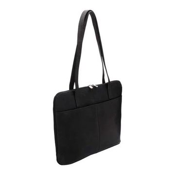 LeDonne Women's Moderno Business Tote LD-8042 Black - US Women's One Size (Size None)