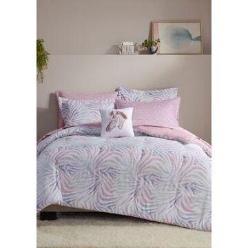 Jla Home Nisha Comforter And Sheet Set - -
