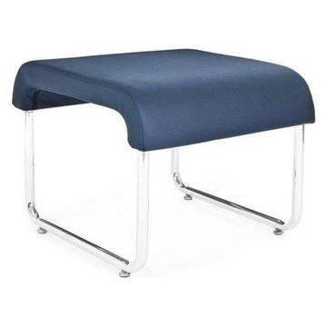OFM Uno Backless Seat, Navy