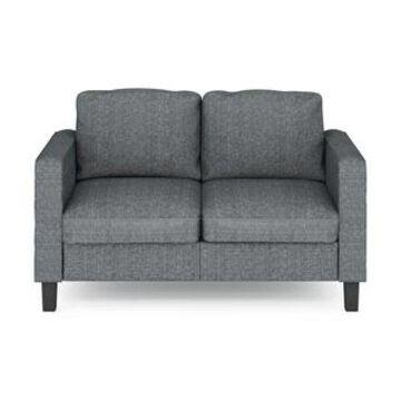 Furinno Bayonne Modern Upholstered Loveseat