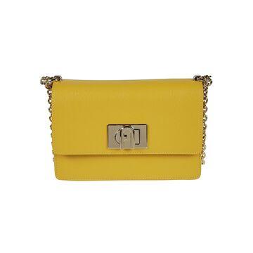 Furla Twist-lock Shoulder Bag