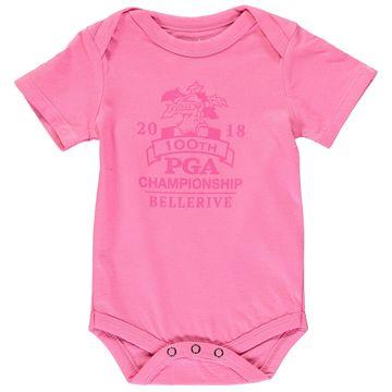 2018 PGA Championship Garb Girl's Infant Otis Bodysuit Pink