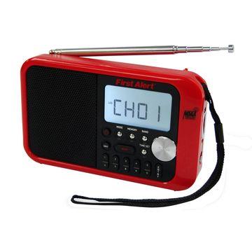 First Alert Weather Band Digital Radio