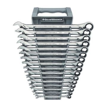 Extra-Long Gearwrenches - 16-Piece Metric Set, Model 85099