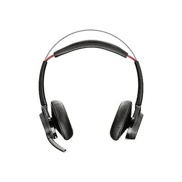 Plantronics Voyager Focus UC Stereo Bluetooth Headset With Active Noise Canceling (ANC), (202652-103)