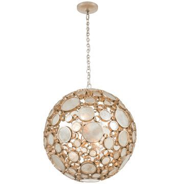 Varaluz Fascination 6-light Orb Pendant