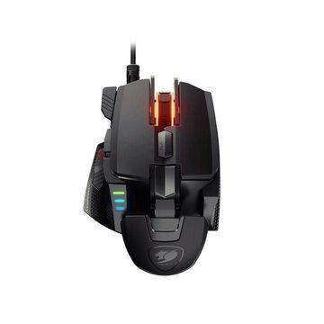Cougar 700M EVO 16000 DPI Optical Gaming Mouse (Sensor: Pixart PMW3389) with ...