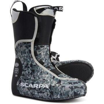 Made In Italy Cross Fit Pro Flex G Ski Boot Liner (For Women) - BLACK (23 )