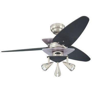 Westinghouse Vector Elite 42-inch Reversible Three-Blade Indoor Ceiling Fan