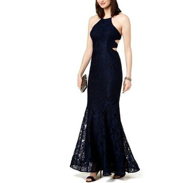 Xscape Womens Lace Formal Evening Dress
