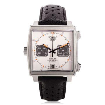 Tag Heuer Men's CAW211C.FC6241 Monaco Automatic Chronograph Mens Watch
