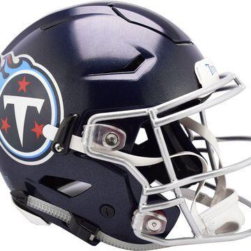 Riddell Tennessee Titans Speed Flex Authentic Football Helmet