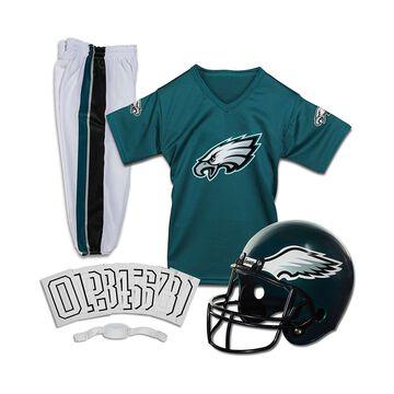 Franklin Sports NFL Deluxe Youth Uniform Set Philadelphia Eagles Small