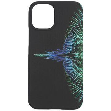 Wings-print iPhone 12 case