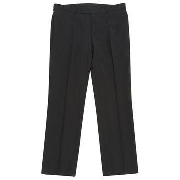 Dior Black Wool Trousers