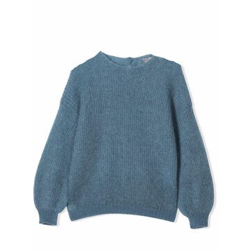 Il Gufo Sweater With Buttons